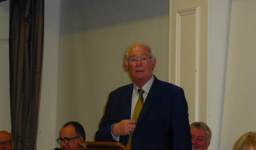 Jim Leishman After Dinner Speaker